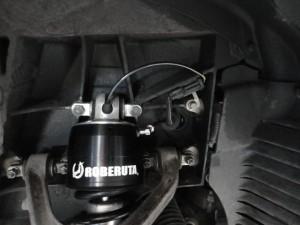 7F430ロベルタリフター取り付け